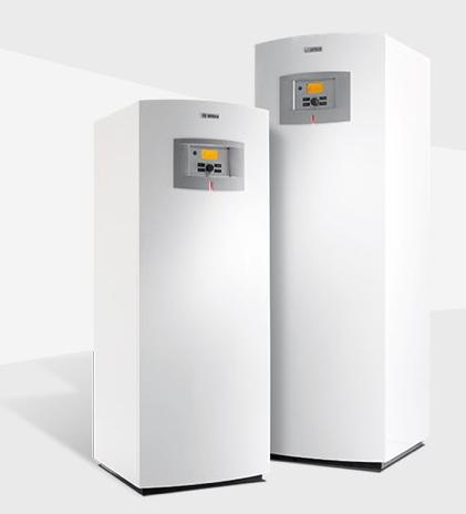 Bosch värmeåump compress5 600