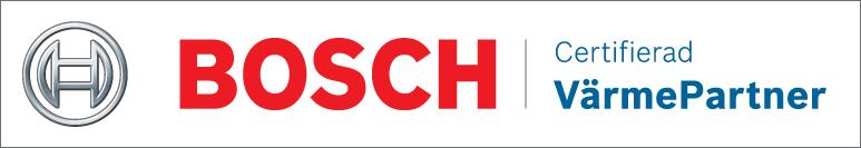 Bosch bergvärme pumpar logga